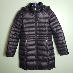Andrew Marc Packable Down Puffer Jacket Size Small